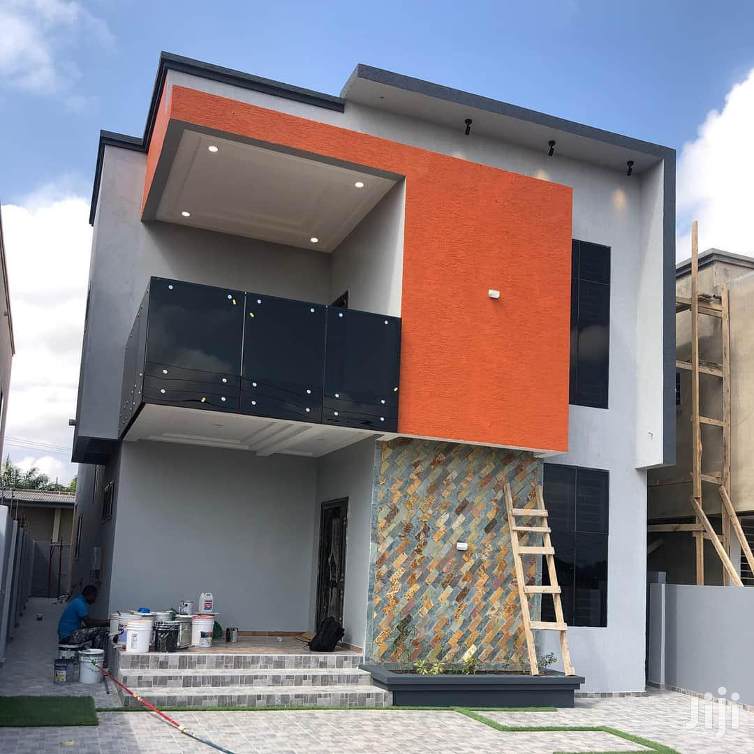 4 Bedroom Townhouse At Agbogba