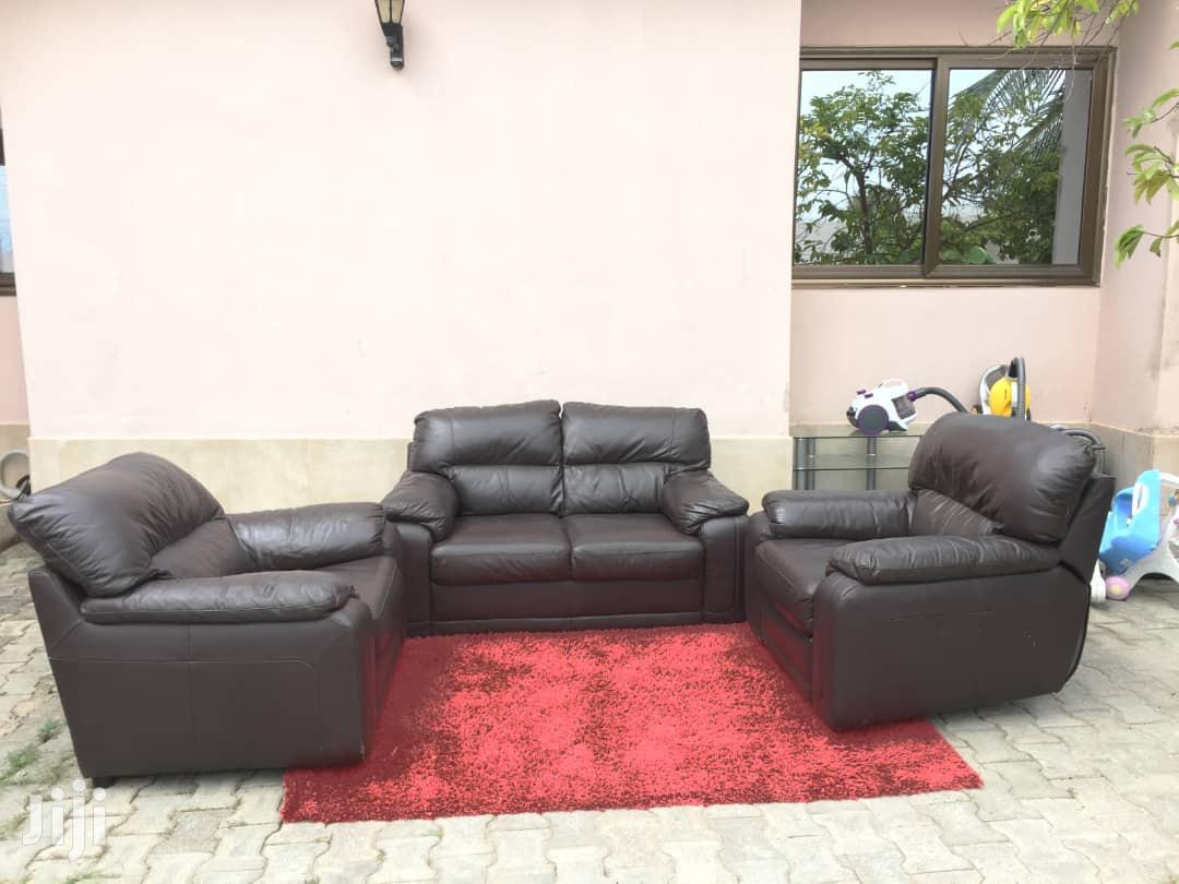 Full Set Leather Sofas