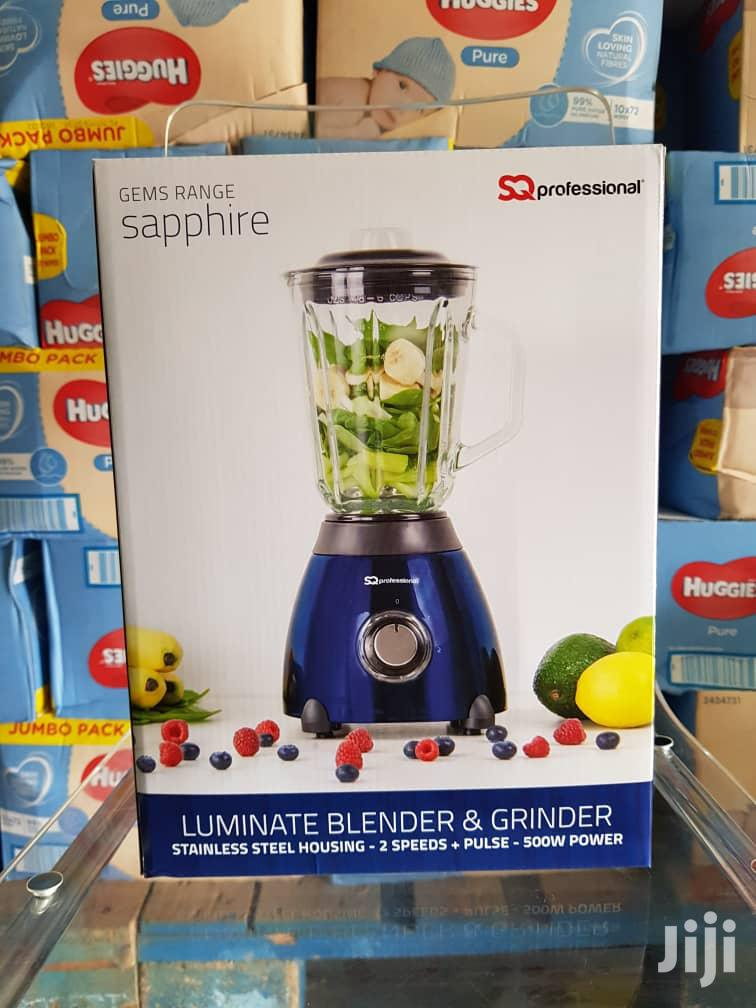 Glass Blender