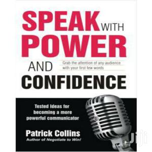 Speak With Power and Confidence | Books & Games for sale in Greater Accra, Airport Residential Area