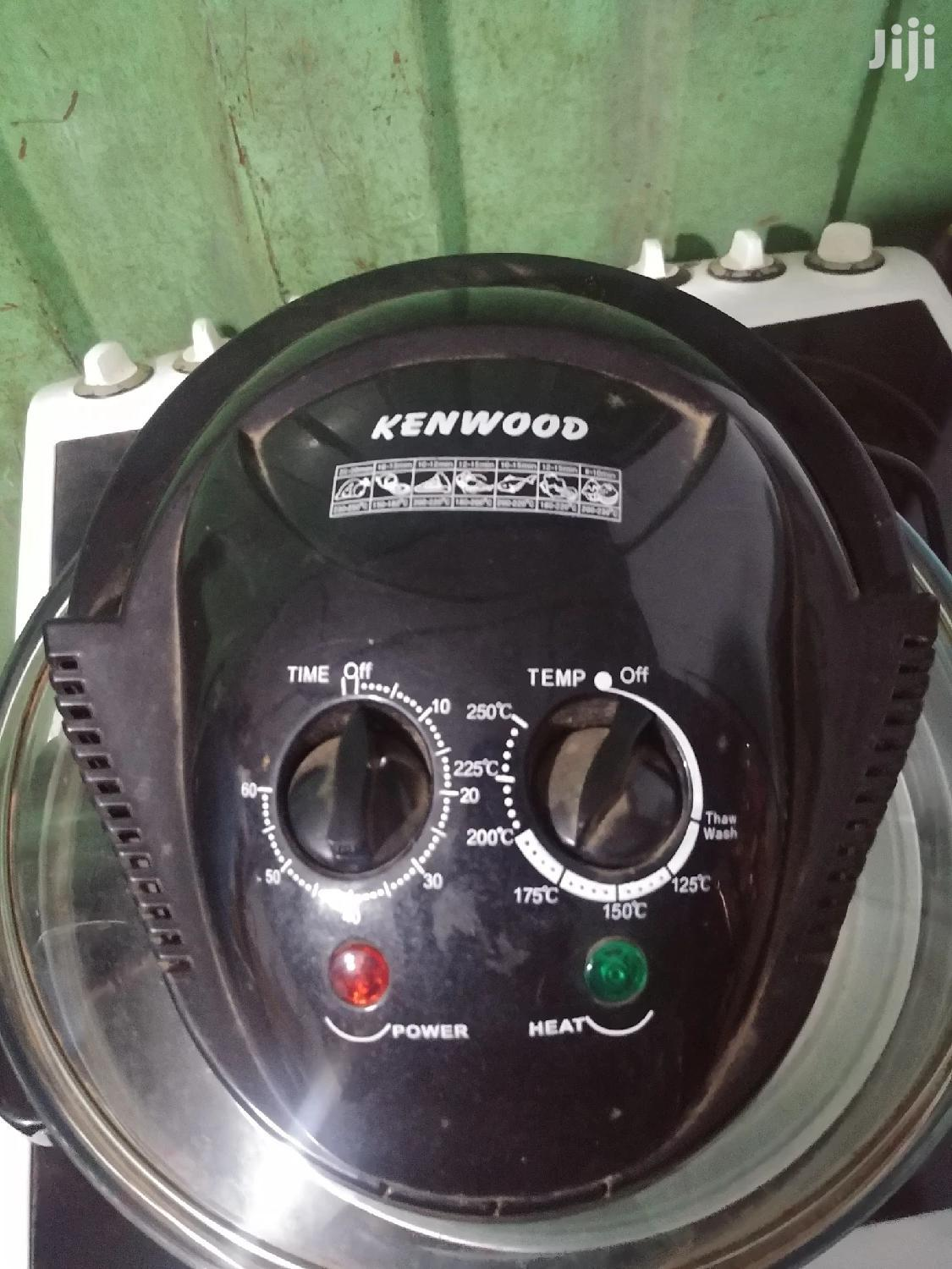 UK Used Commercial Kenwood Halogen Oven | Kitchen Appliances for sale in Kwashieman, Greater Accra, Ghana