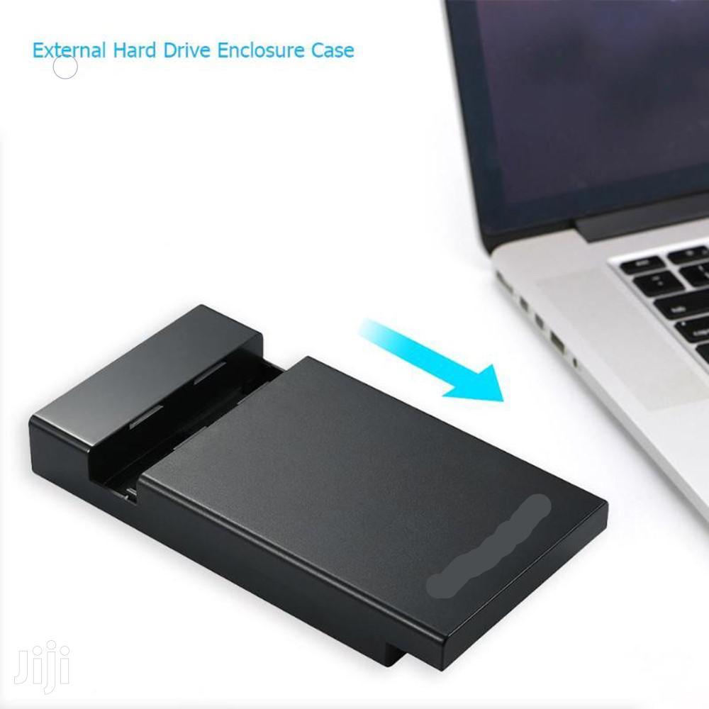 Desktop External Hard Drive Case
