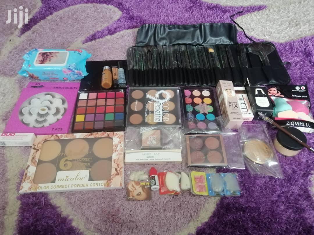 Archive: Complete Makeup Set
