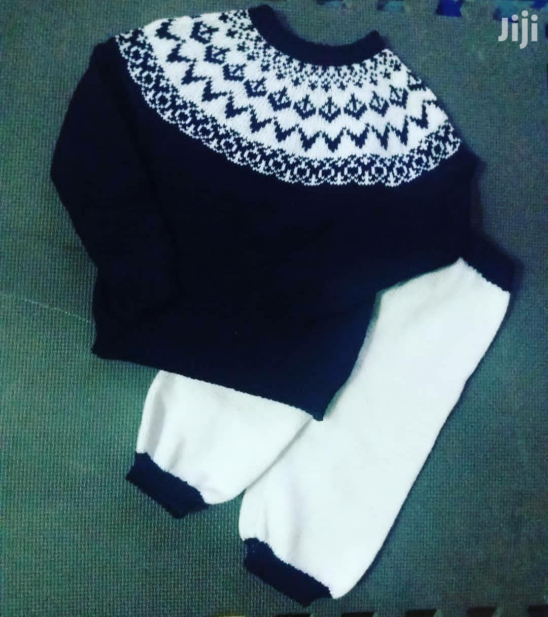 Archive: Baby Sweater / Cardigan Set