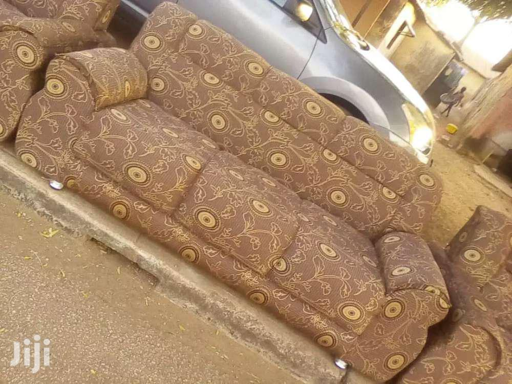 New Quality 3 In 1 Sofa Chairs | Furniture for sale in Tamale Municipal, Northern Region, Ghana