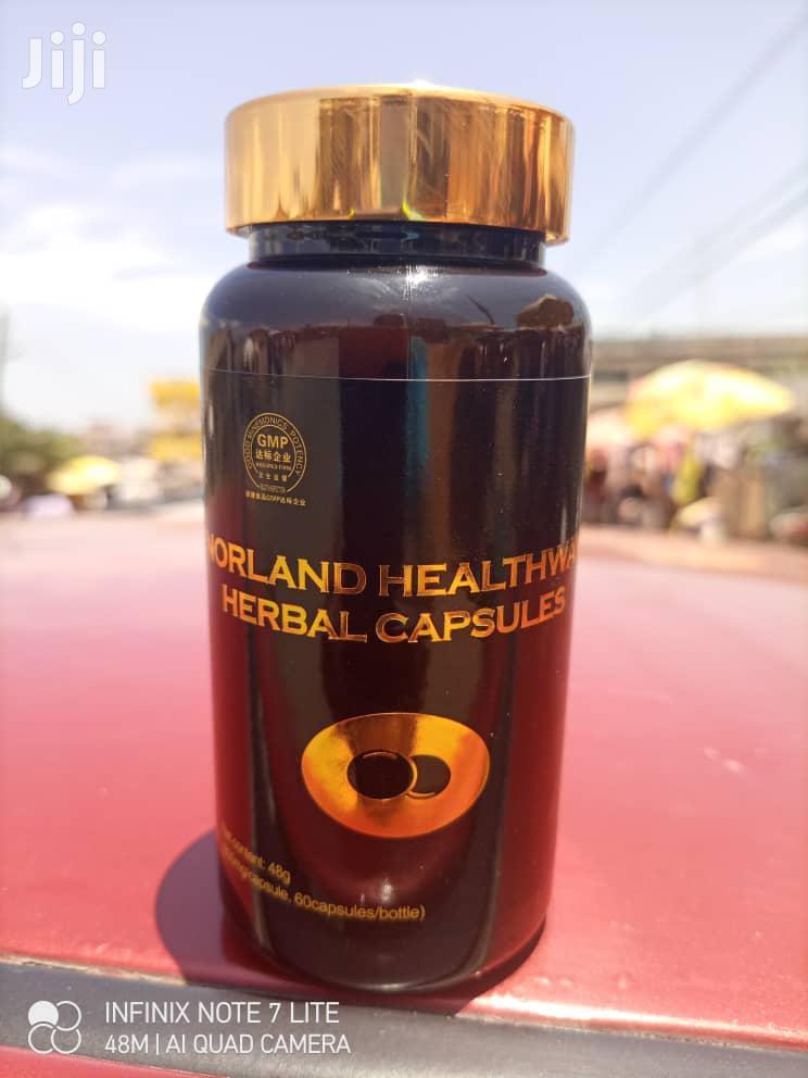 Healthway Herbal Capsules–Liver Catharsis(Hepatitis)