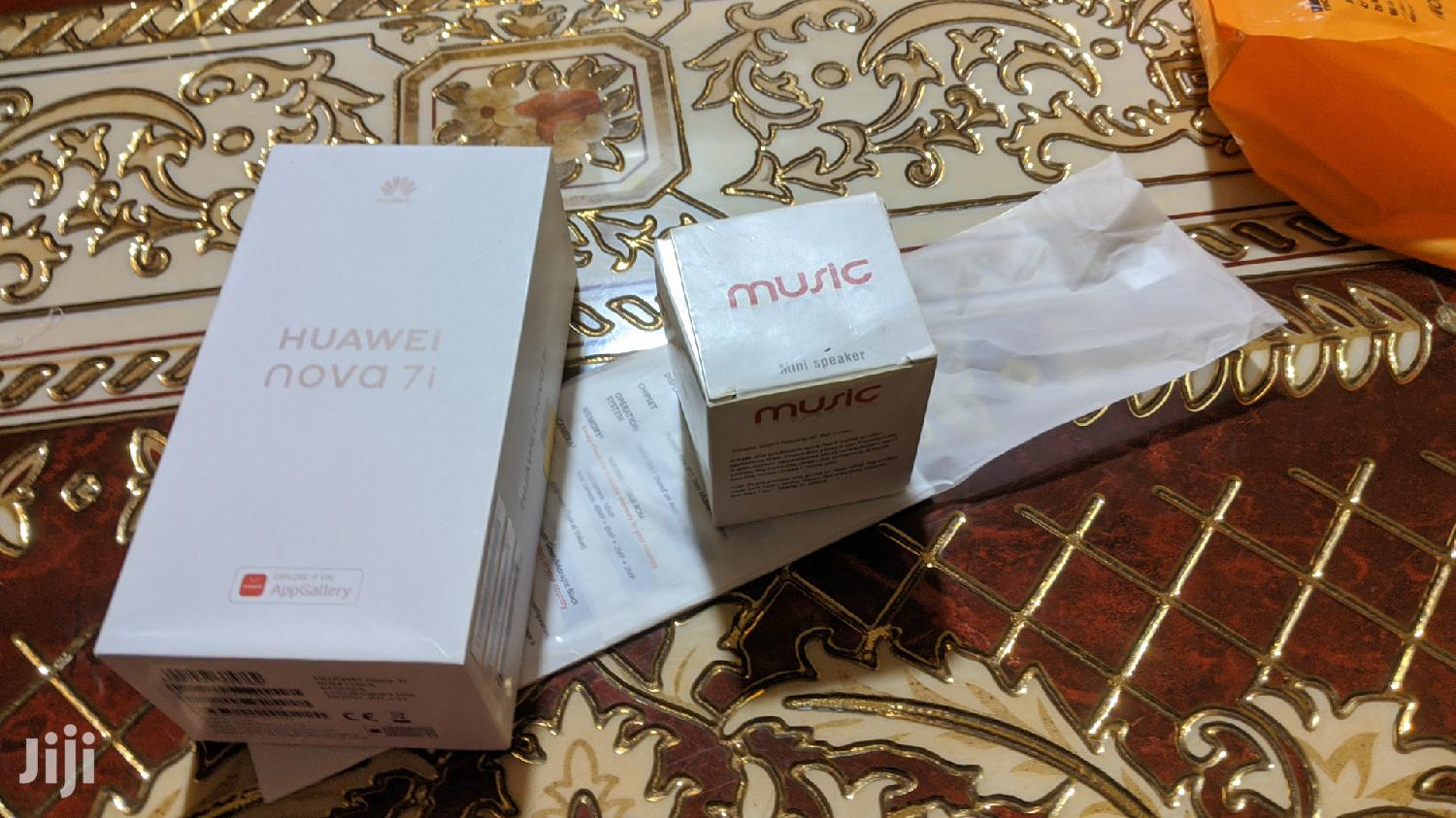 Archive: New Huawei Nova 7i 128 GB