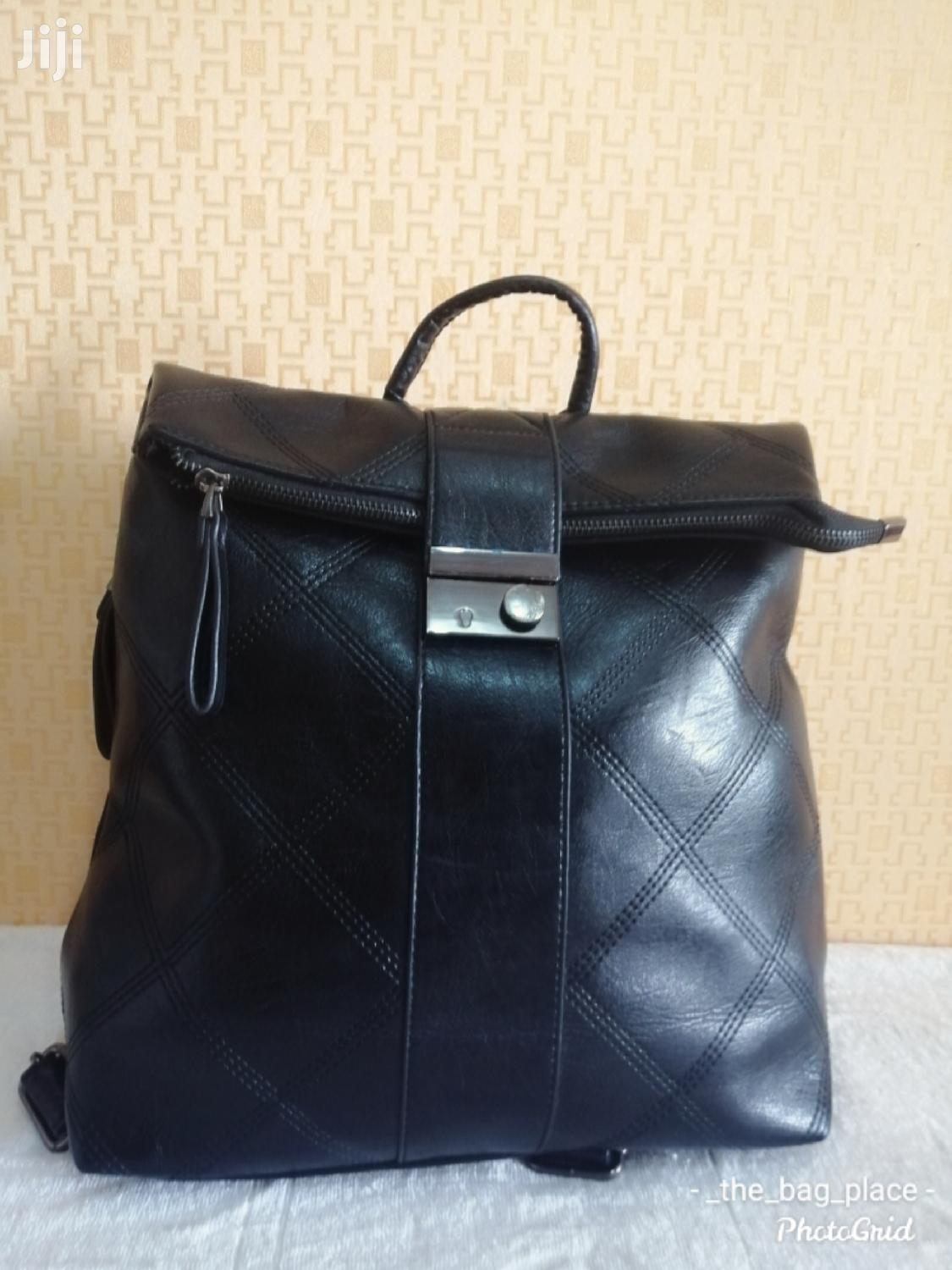 Black Backpack | Bags for sale in Achimota, Greater Accra, Ghana