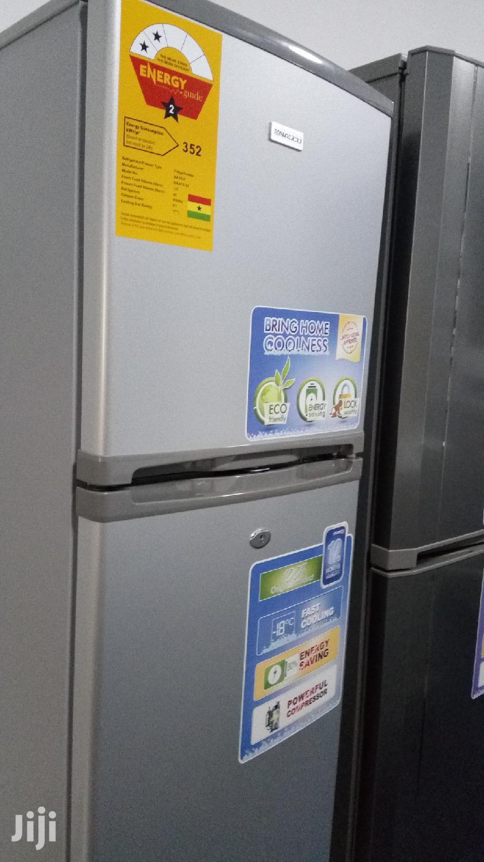 Nasco Top Freezer Fridge NASF2-22