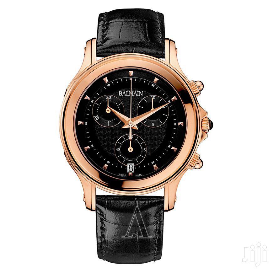 Balmain Eria Chrono Gent Round Men's Quartz Watch
