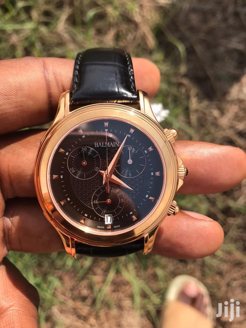 Archive: Balmain Eria Chrono Gent Round Men's Quartz Watch