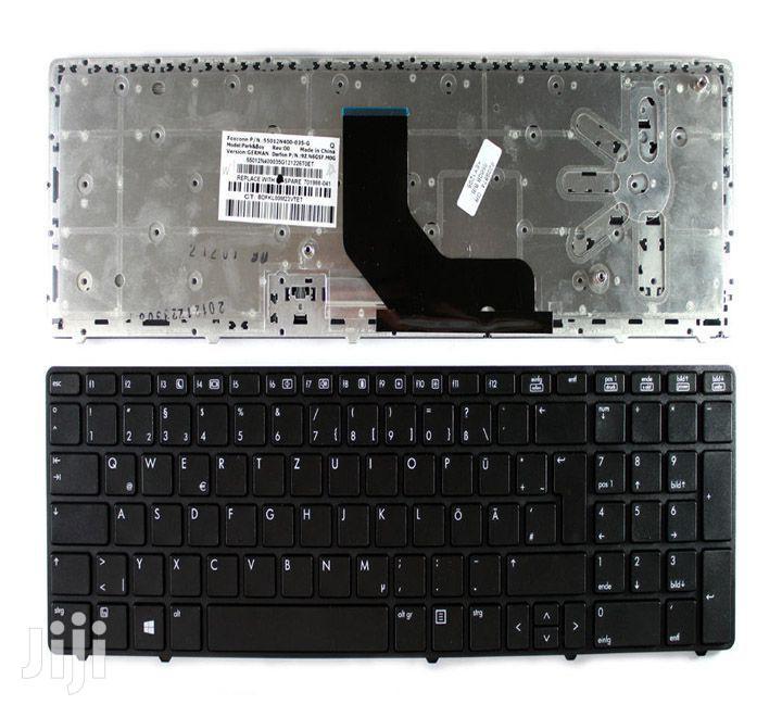 Keyboard For HP Elitebook 8560p / Probook 6560b 6565b 6570b