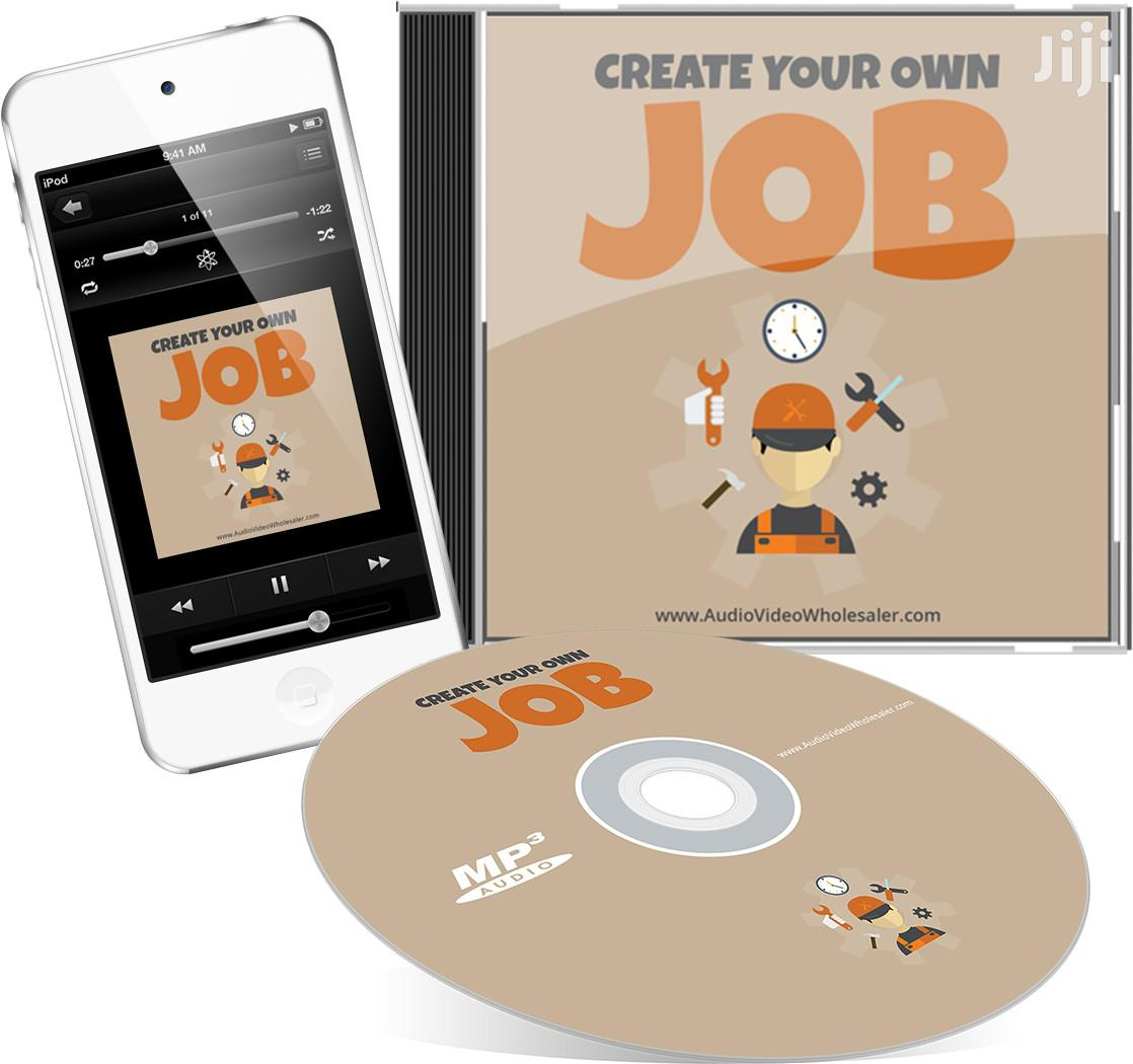 Create Your Own Job:CD