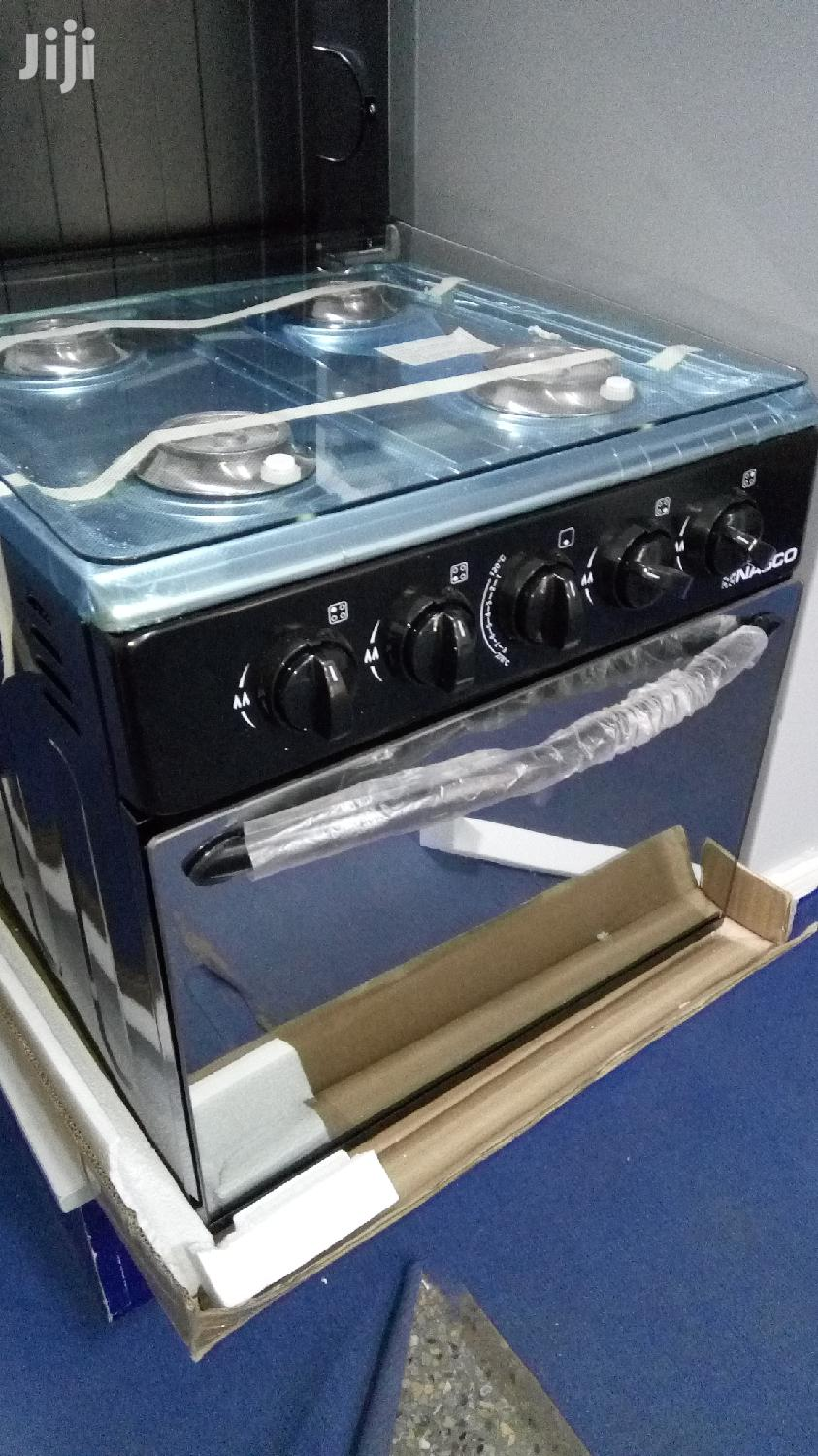 Nasco Table Top Gas Stove With Oven