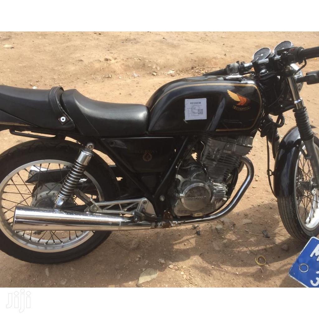 Honda 2005 Black | Motorcycles & Scooters for sale in Accra Metropolitan, Greater Accra, Ghana