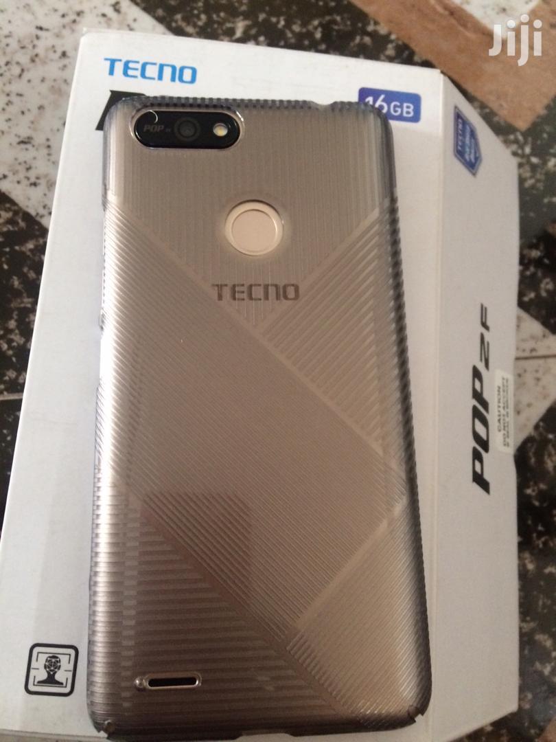 New Tecno Pop 2F 16 GB Gold