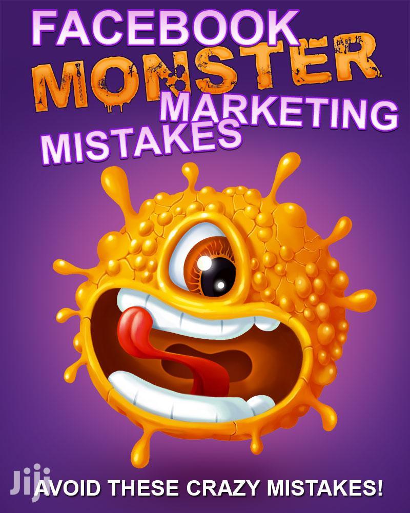 Facebook Monster Marketing Mistakes.