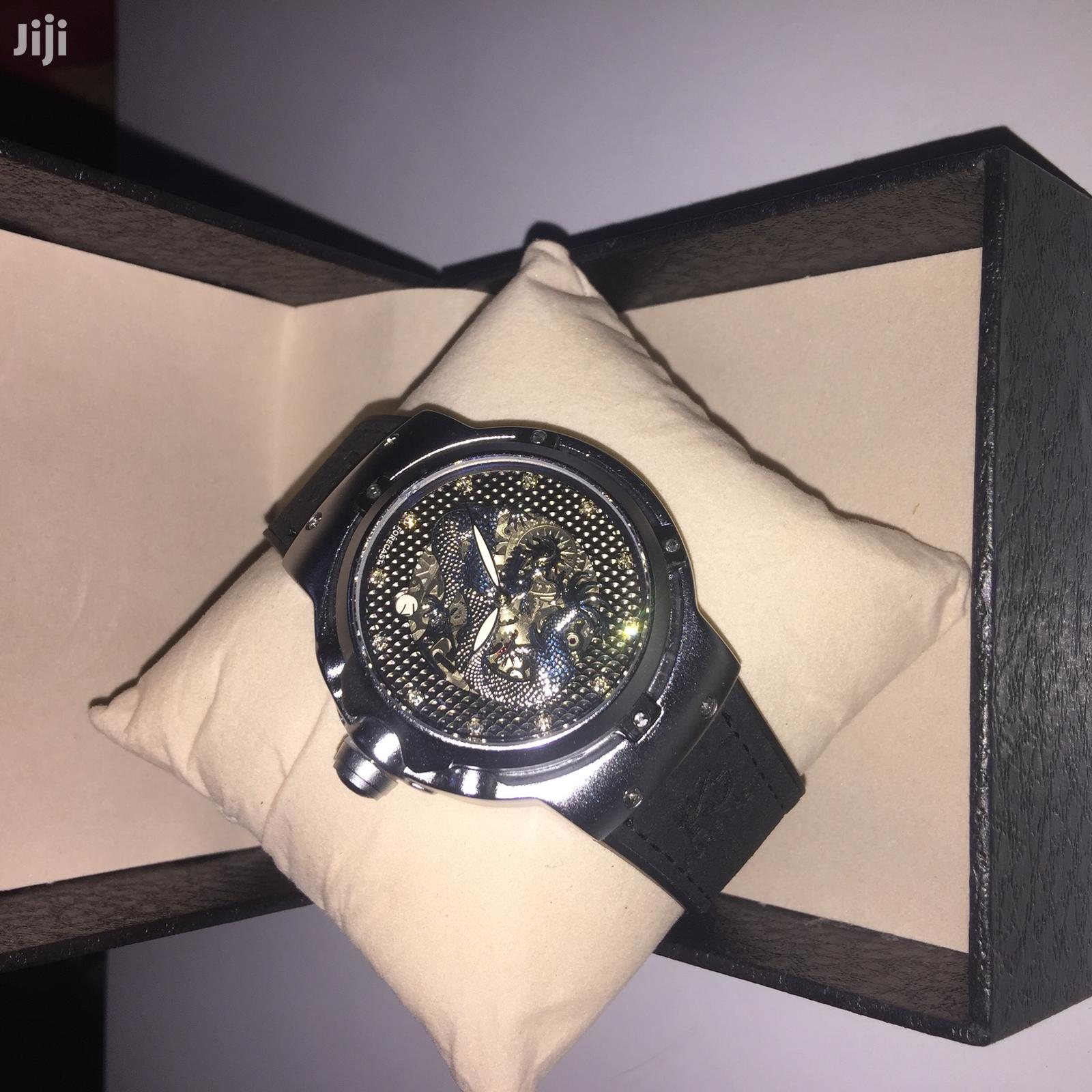 Forecast Leather Watch