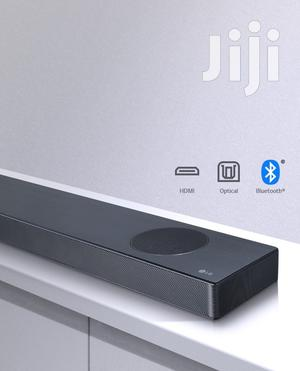 LG 500W, 4.1.2ch Sound Bar, Dolby Atmos, Hi-res Audio   Audio & Music Equipment for sale in Greater Accra, Adabraka