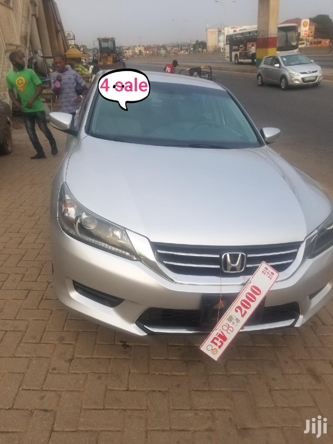 Archive: Honda Accord 2015 Gray