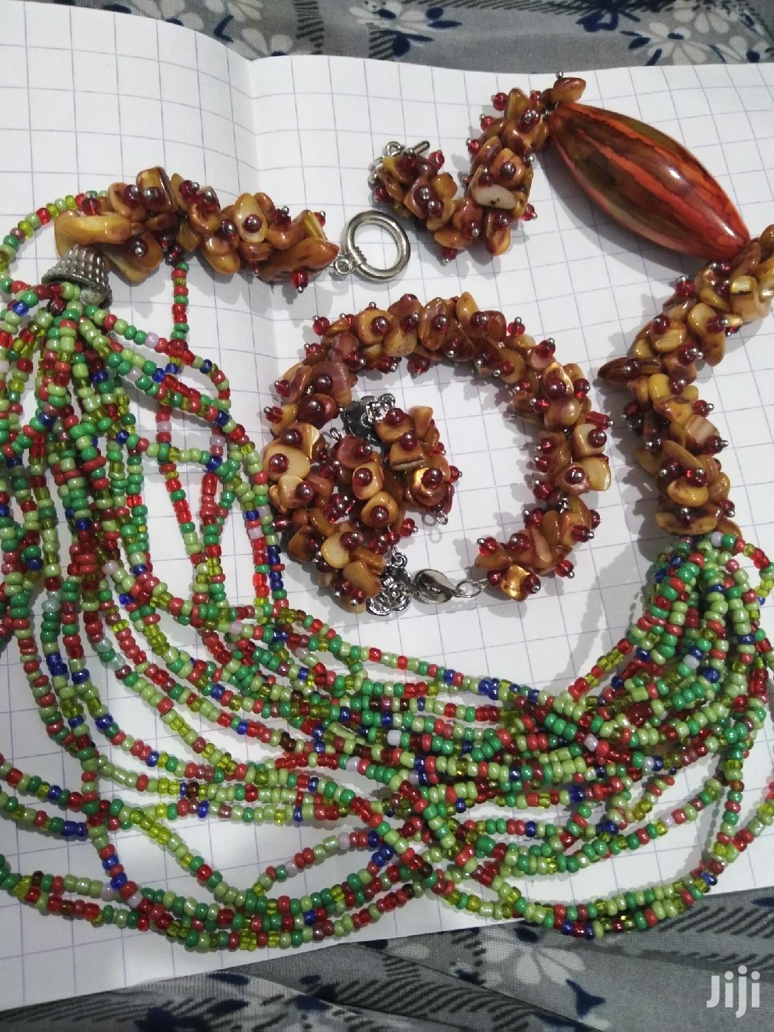 Beautiful Beads Necklace | Jewelry for sale in Accra Metropolitan, Greater Accra, Ghana