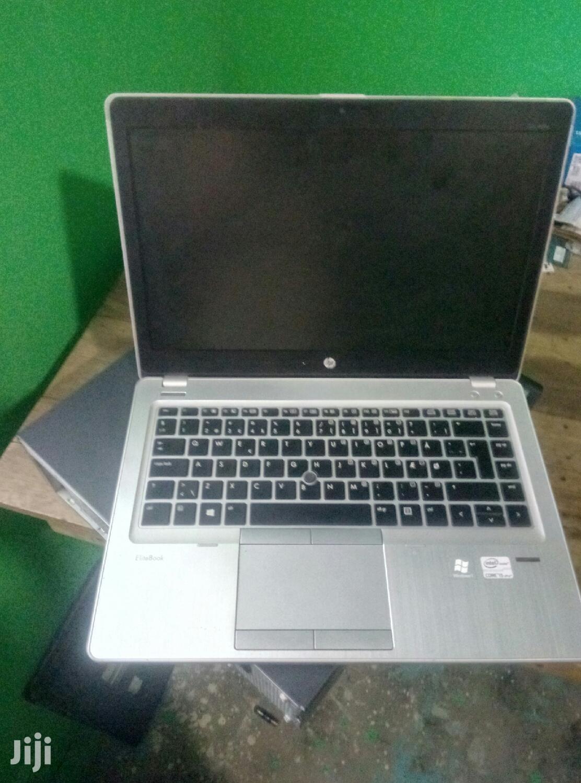Archive: Laptop HP EliteBook Folio 9470M 8GB Intel Core i5 HDD 250GB
