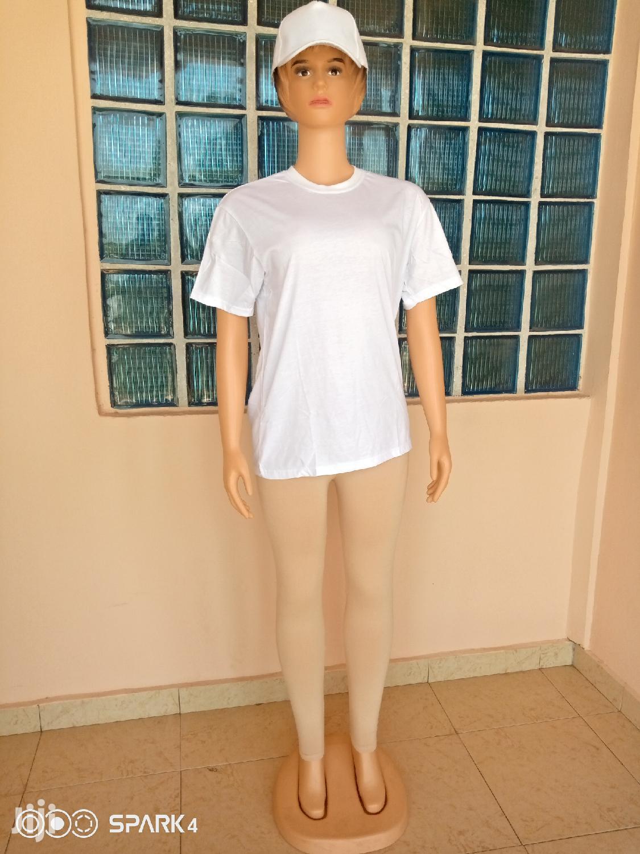 Archive: Plain White T Shirt