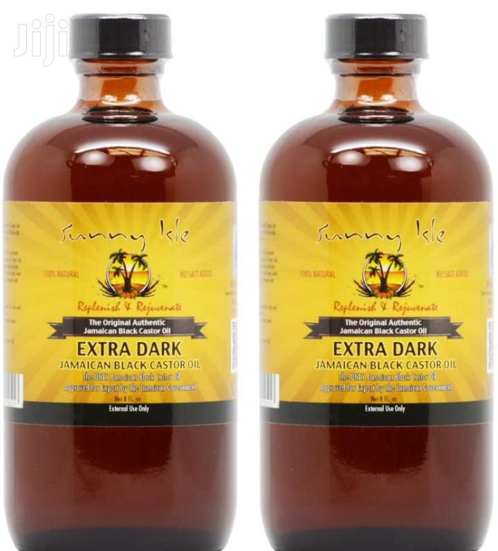 Jamaican Black Castor Oil 8oz   Hair Beauty for sale in Accra Metropolitan, Greater Accra, Ghana