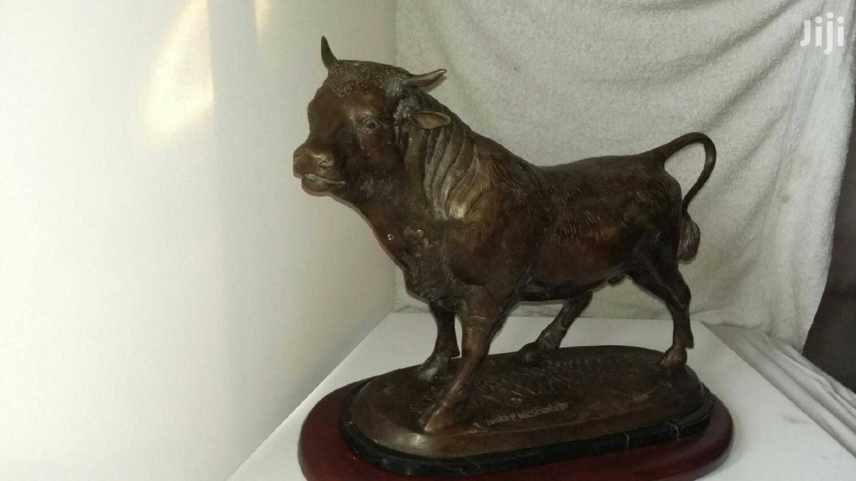 Archive: Bronze Statue