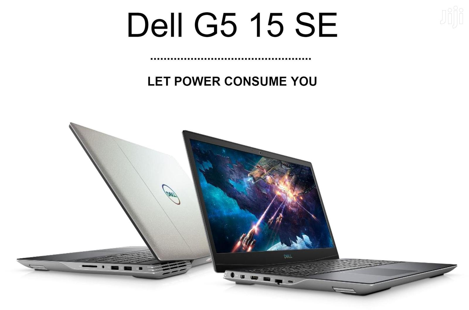 New Laptop Dell G5 8GB AMD Ryzen SSD 512GB | Laptops & Computers for sale in Osu, Greater Accra, Ghana