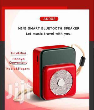 Bluetooth5.0 Record Player Photo Intelligent Audio Speaker | Accessories for Mobile Phones & Tablets for sale in Greater Accra, Ga East Municipal
