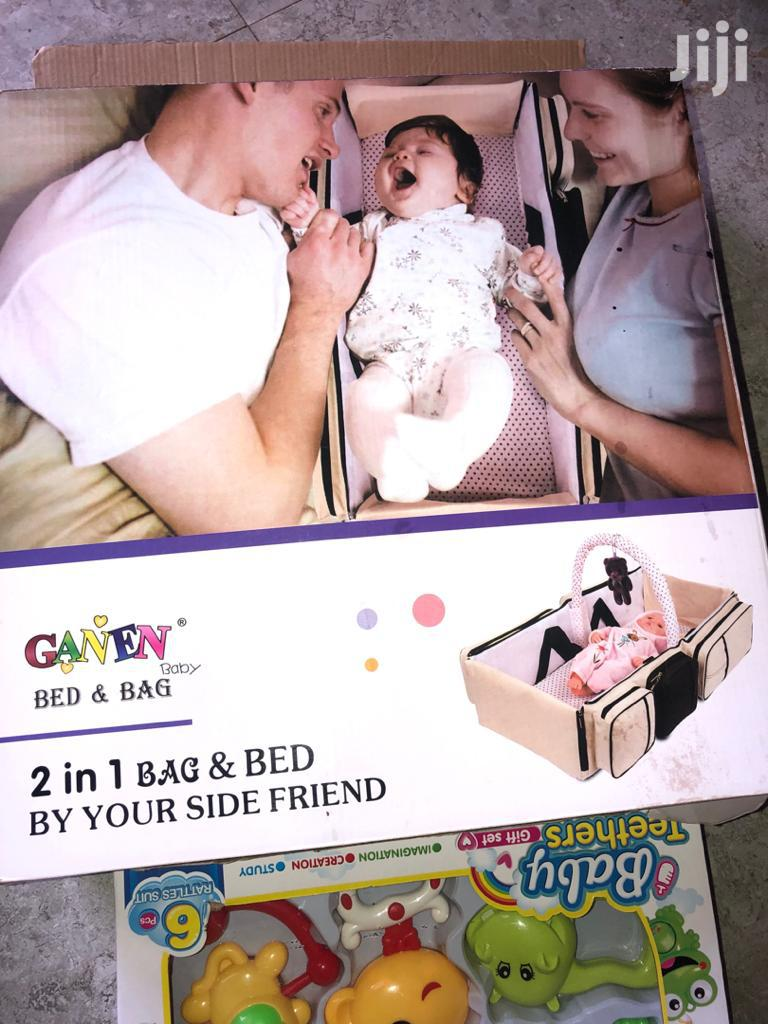 2 In 1 Bed And Bag   Children's Furniture for sale in Tema Metropolitan, Greater Accra, Ghana