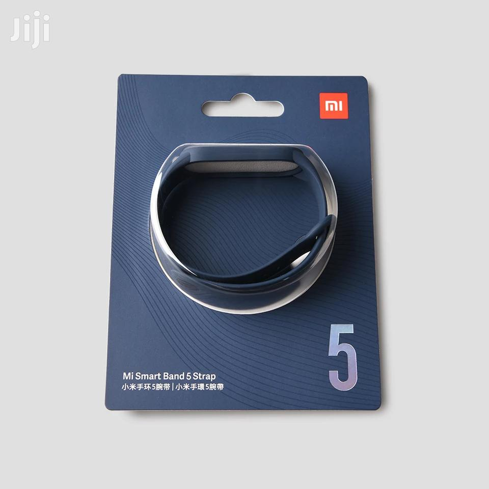Original Strap For Xiaomi Mi Band 5 Only (NOT WATCH) | Smart Watches & Trackers for sale in Accra Metropolitan, Greater Accra, Ghana