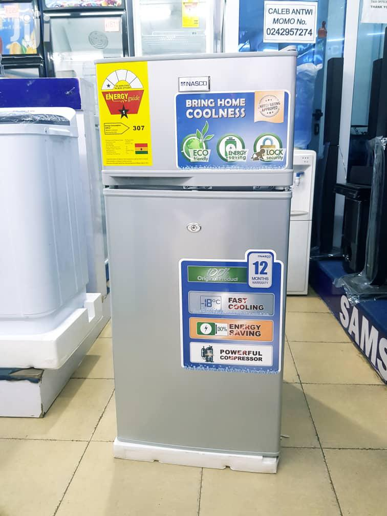 Nasf2-12 95LTR Refrigerator Nasco | Kitchen Appliances for sale in Accra Metropolitan, Greater Accra, Ghana