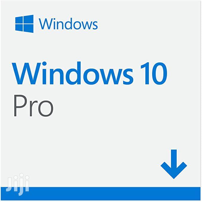 Archive: Windows 10 Pro