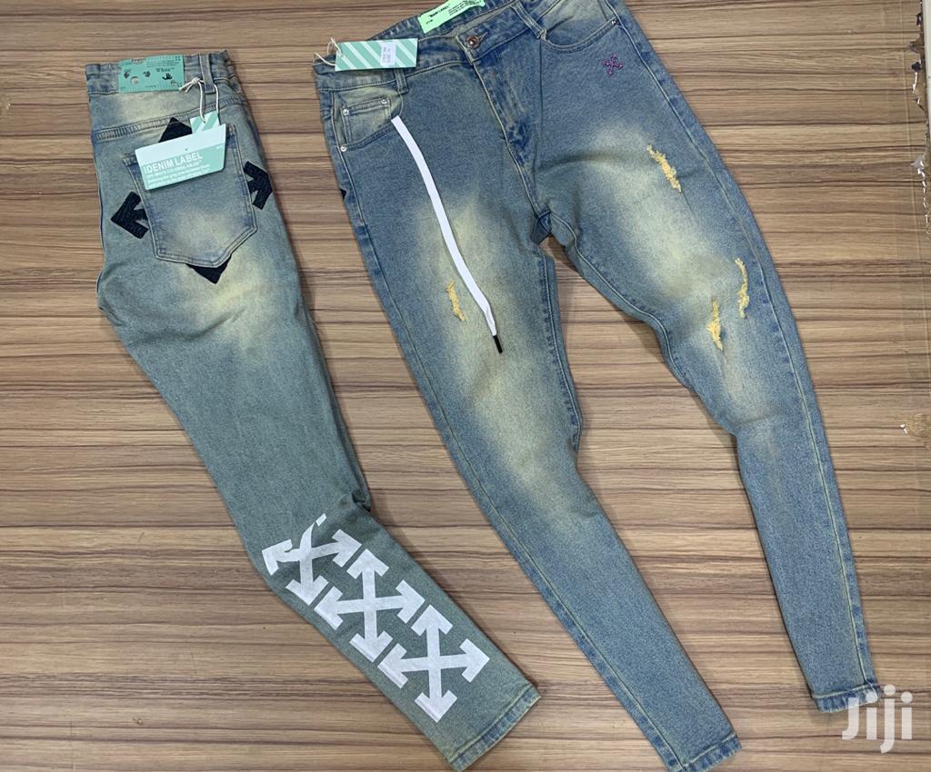 Original Offwhite Thailand Jeans