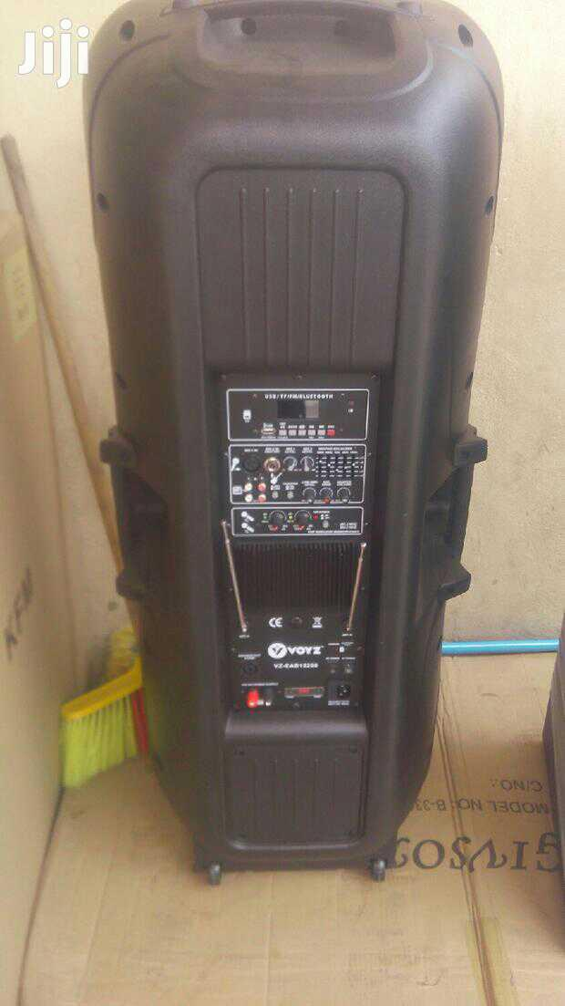 Full Range Chargeable Speaker