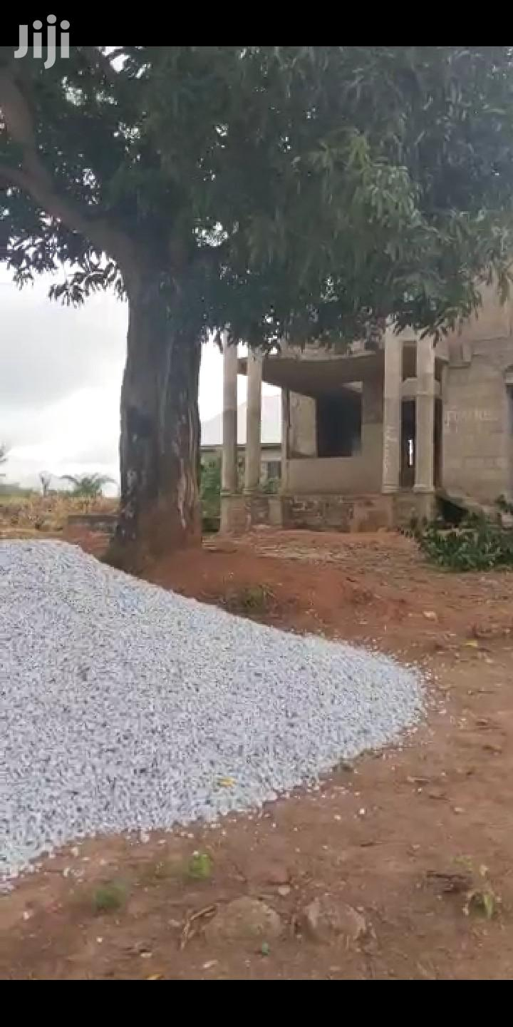 Archive: 5bedroom Unfinished Mansion for Sale at Kumasi
