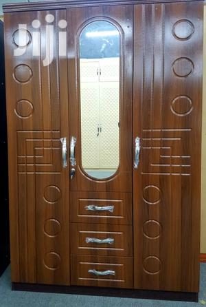 Quality 3doors Wardrobe | Furniture for sale in Greater Accra, Alajo