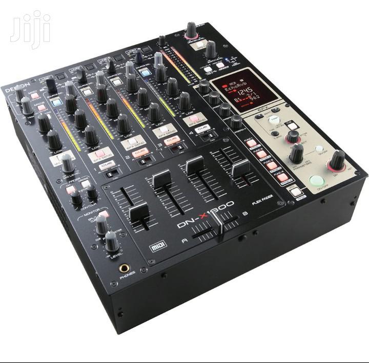 Serato DJ Mixer/Denon DN Lx-1600
