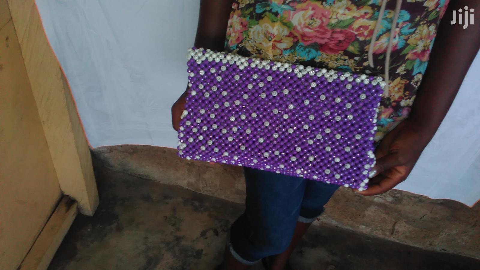 Archive: Bead Purse/Bag For Sale