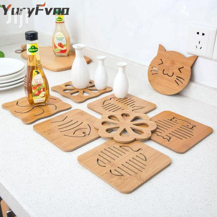 Bamboo Heat Pads | Kitchen & Dining for sale in Tema Metropolitan, Greater Accra, Ghana