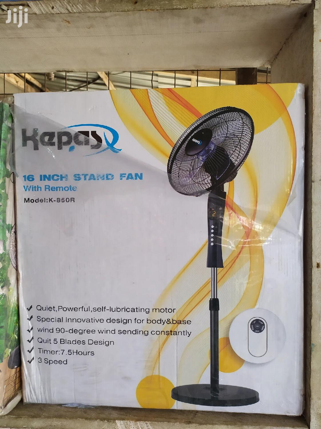 Kepas Standing Fan With Remote