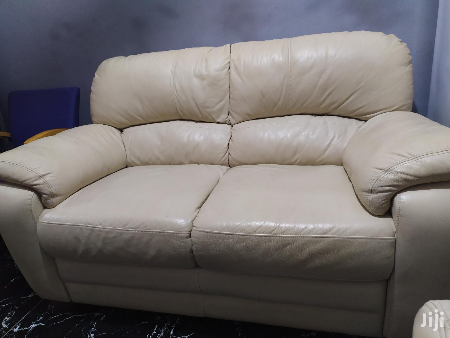 Quality Leather Sofa From Italy | Furniture for sale in Adenta Municipal, Greater Accra, Ghana