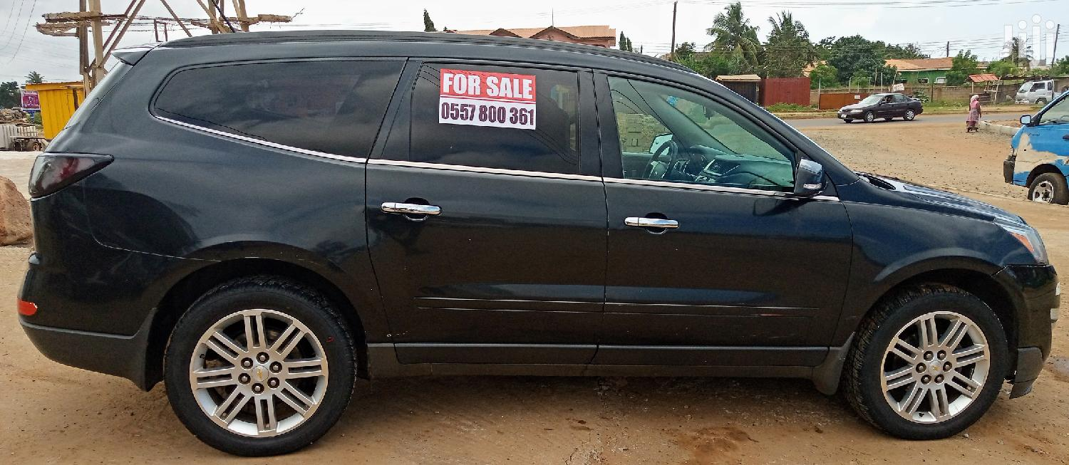 Chevrolet Traverse 2013 LS AWD Black | Cars for sale in Airport Residential Area, Greater Accra, Ghana