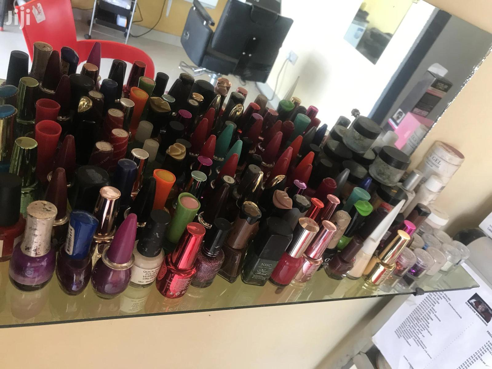 Nails Polish For Quick Sales   Makeup for sale in Osu, Greater Accra, Ghana