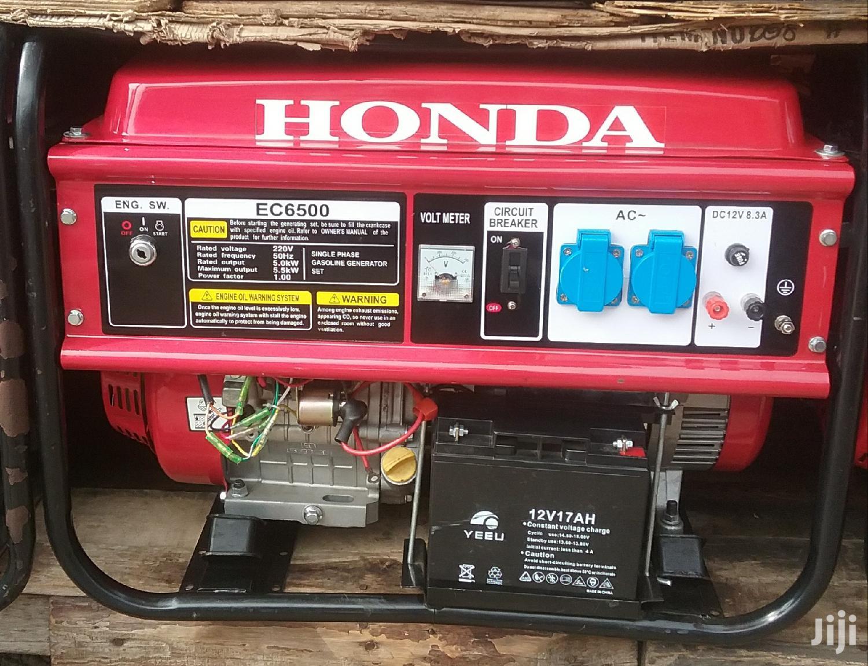 Archive: Honda 6500watts Generators