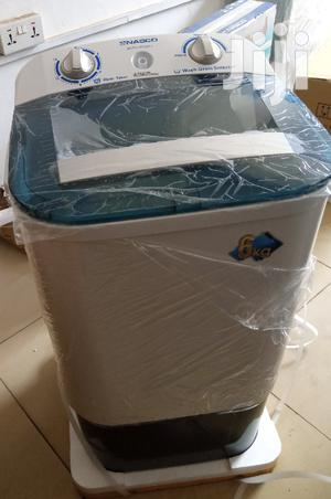 Cloths Nasco 6kg Simply Single Washing Machine   Home Appliances for sale in Greater Accra, Nima