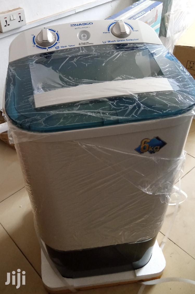 Archive: Cloths Nasco 6kg Simply Single Washing Machine