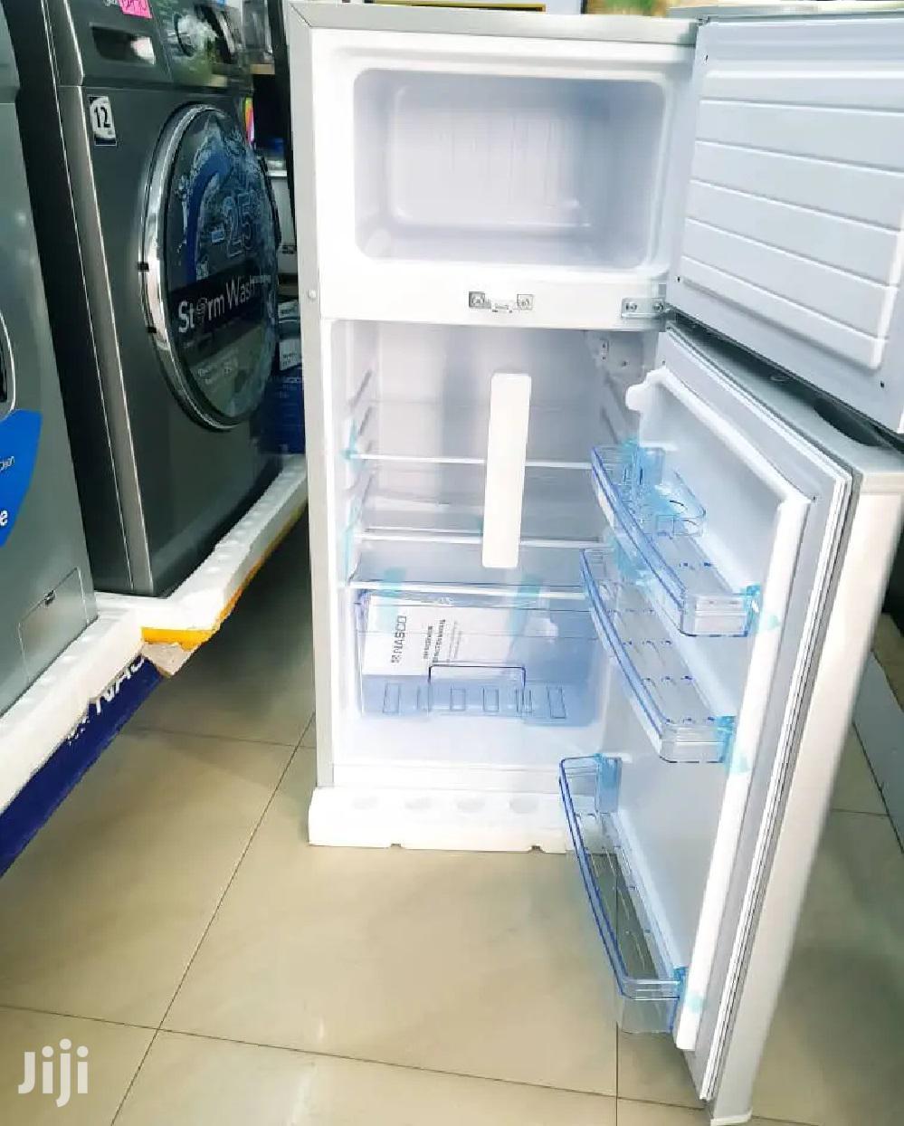 NASCO 98 Liters Top Freezer Fridge | Kitchen Appliances for sale in Roman Ridge, Greater Accra, Ghana